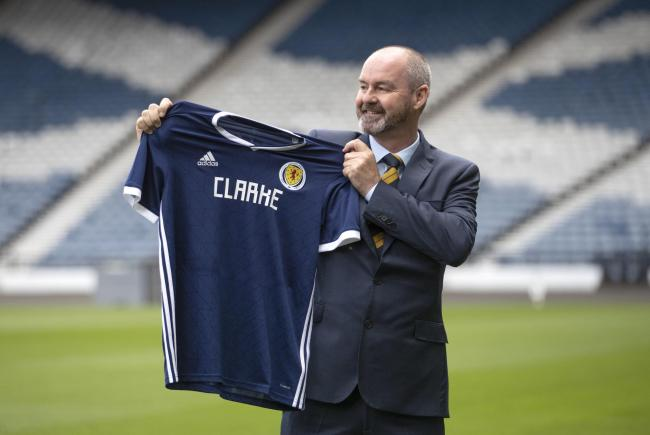 Steve Clarke's appointment as manager of Scotland's men team is cause for optimism