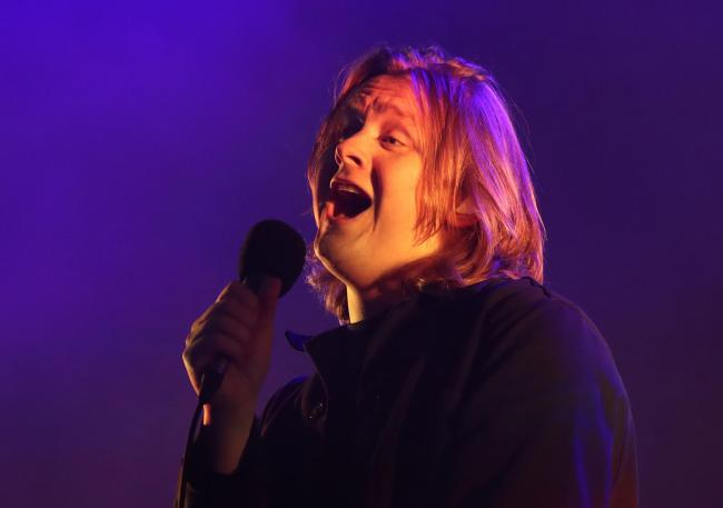 Lewis Capaldi's debut record scored 89,506 combined sales