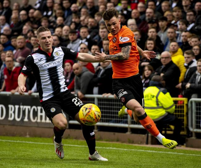 Jamie Robson has had enough of play-off heartache at Dundee United.