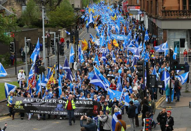 All Under One Banner marchers are set to roll into Ayr this weekend