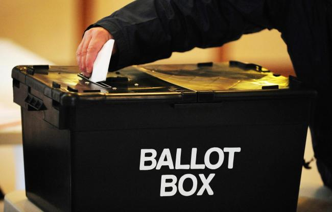 A snap General Election could be called later today