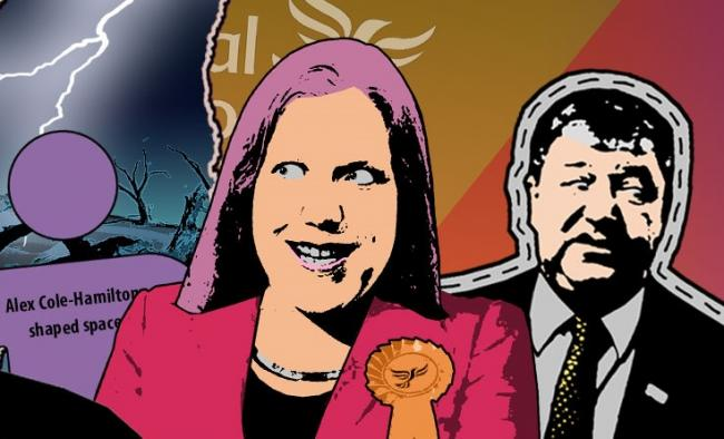Jo Swinson is very excited about the leadership contest