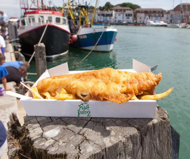 Fish and Chips is one of the all-time British classics explored in the book.
