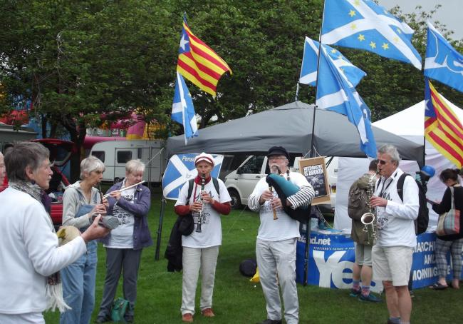 Scot Goes Pop is one of the oldest pro-independence websites, as it was started in 2008