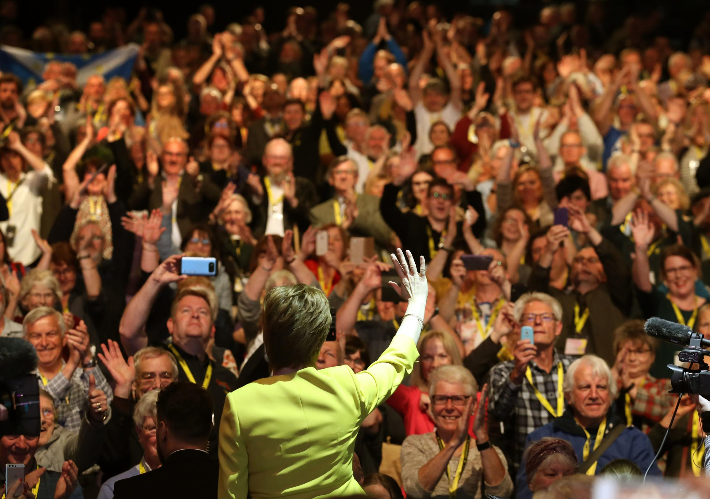 Motion proposing job guarantee for every Scot to be put to SNP conference