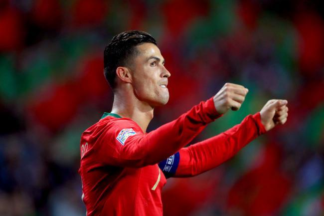 Cristiano Ronaldo hat-trick sends Portugal into Nations