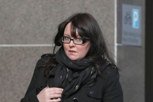 Former MP Natalie McGarry was jailed for embezzlement