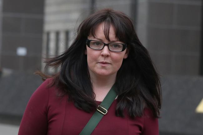 Natalie McGarry granted leave to appeal conviction