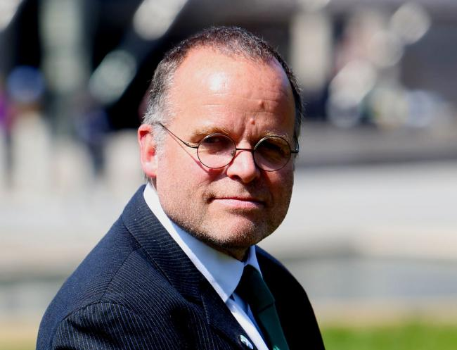 Green MSP Andy Wightman raised £116,417 in crowdfunding from 3202 donations