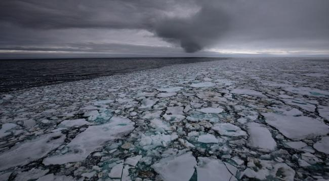 The Arctic is warming at twice the rate of the rest of the planet