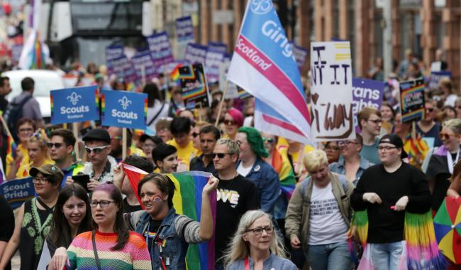 Mardi Gla takes over Pride in Glasgow after last year's ticket fiasco