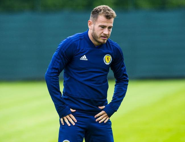 Ryan Fraser has been given licence to roam by Scotland manager Steve Clarke.