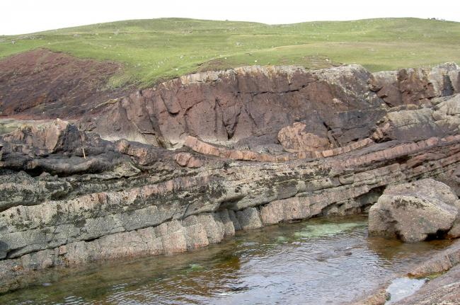 Britain's biggest meteorite crater unearthed off the coast of Lewis