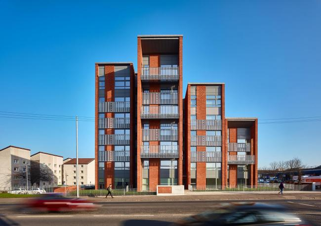 Laurieston 1C, Glasgow, Page\Park Architects, is shortlisted in the Multiple category