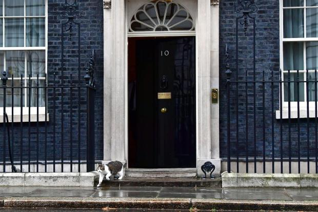 The National: 10 Downing Street