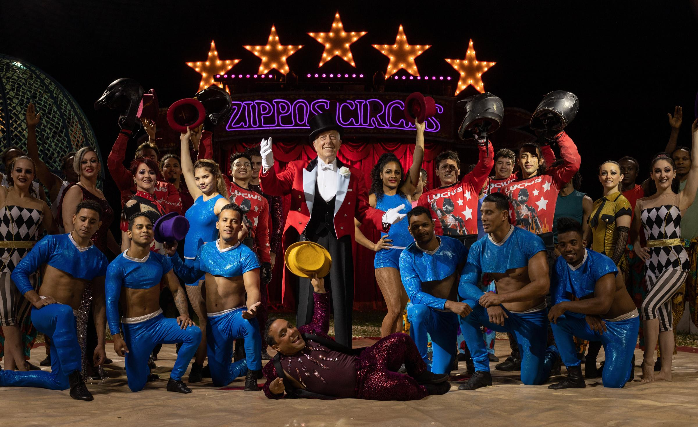 Movie fans invited to circus fun
