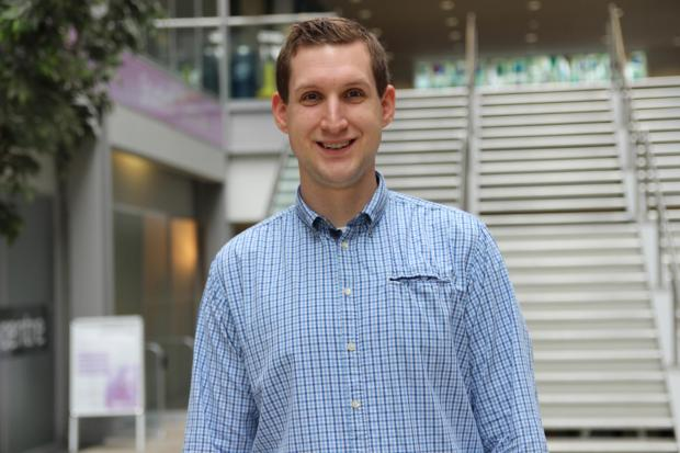 The National: Piotr Teodorowski is an early career researcher at RGU