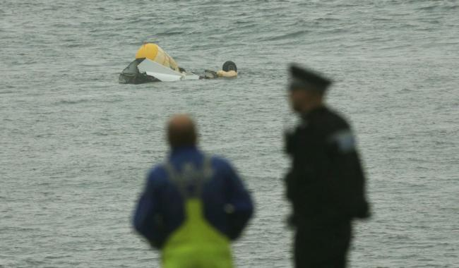 Four people died and 14 others were rescued when a Super Puma aircraft crashed near from Sumburgh Airport in 2013