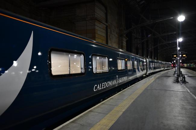 Caledonian Sleeper passengers put on buses over technical issues