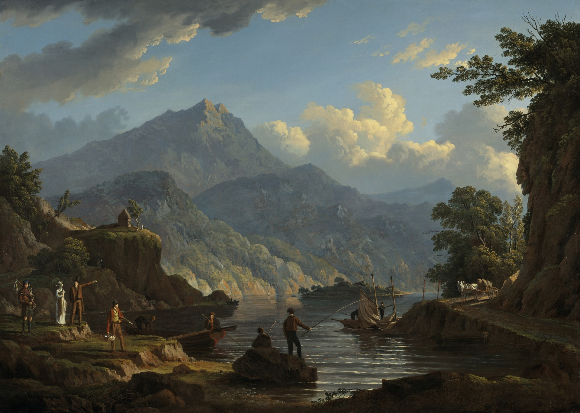 Wild and Majestic to explore how Scotland's romantic image was formed