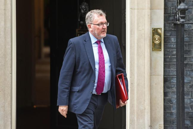 David Mundell is among the 13 Scottish Tory MPs who signed the letter. Photograph: Isabel Infantes