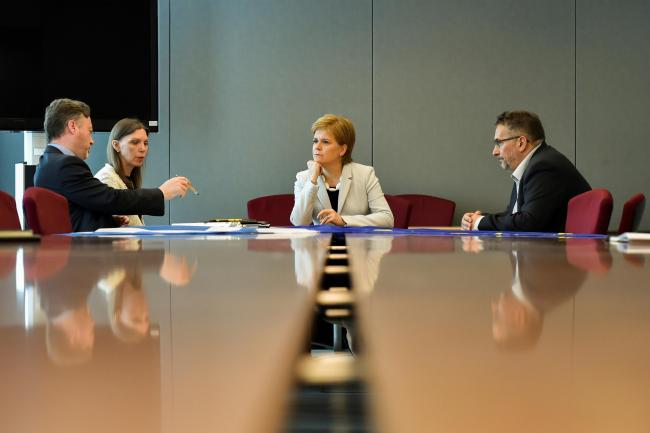Alyn Smith: Scotland has many friends in Europe now