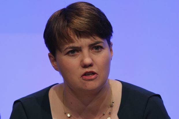 With her latest stance, Davidson is making absolutely no sense